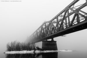 River Sava & Railroad Bridge